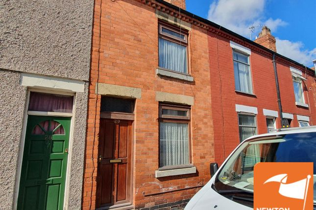 Thumbnail Terraced house for sale in George Street, Mansfield Woodhouse, Mansfield