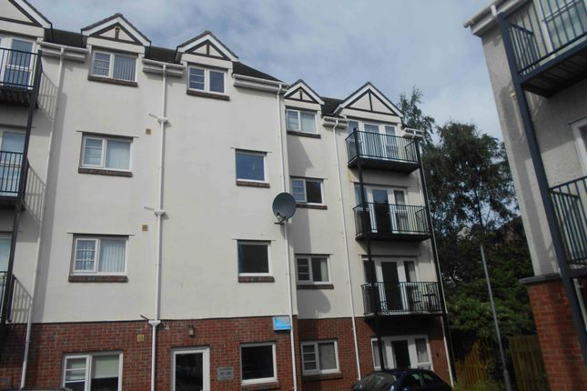 Thumbnail Flat to rent in Port Road, Carlisle, Cumbria