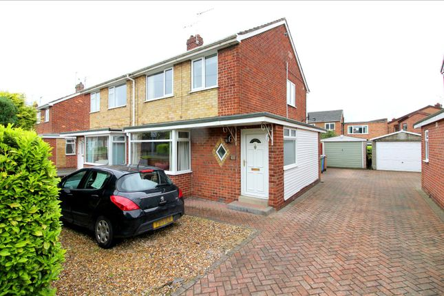Thumbnail Semi-detached house for sale in St. Leonards Road, Beverley