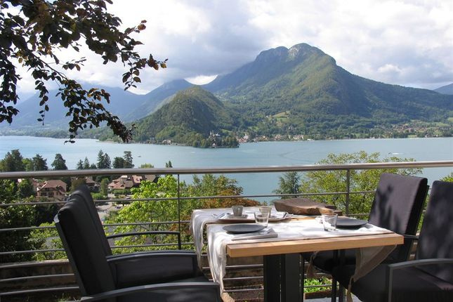 Thumbnail Property for sale in Talloires, Haute Savoie, France