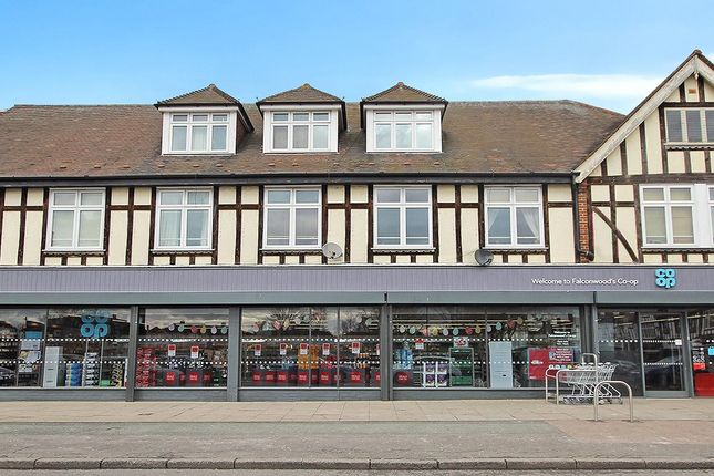 Thumbnail Flat for sale in Falconwood Parade, South Welling, Kent