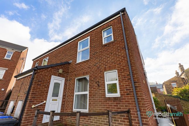 Front Elevation of Providence Road, Walkley, Sheffield S6