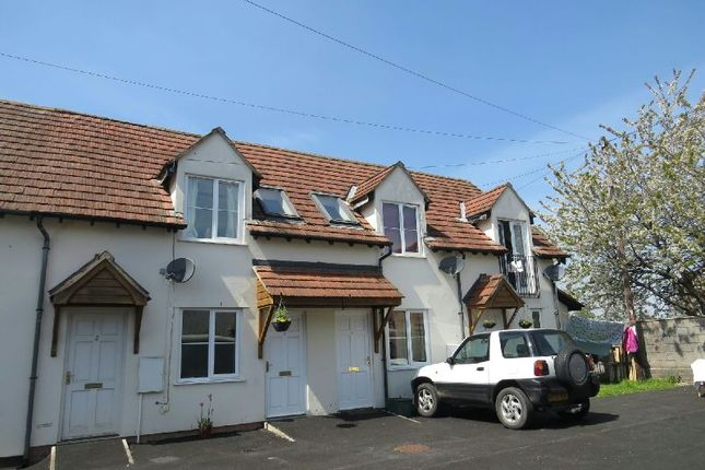 Thumbnail Terraced house to rent in Nippors Way, Winscombe