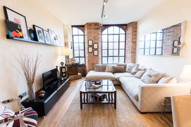 Thumbnail Flat to rent in Roden Street, Nottingham