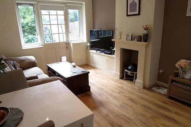 Thumbnail Flat for sale in Hawkesbury Road, London