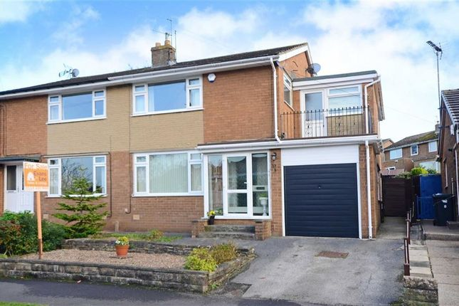 Thumbnail Semi-detached house for sale in Rochester Road, Sheffield, Yorkshire