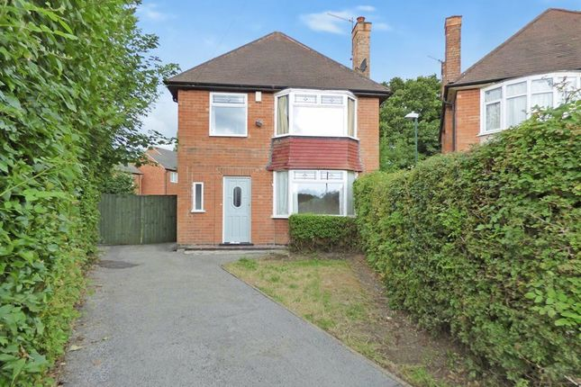 Thumbnail Detached house to rent in Charlbury Road, Wollaton, Nottingham