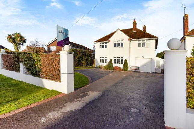 Thumbnail Detached house for sale in Crossbush Road, Summerley, Felpham, Crossbush Road