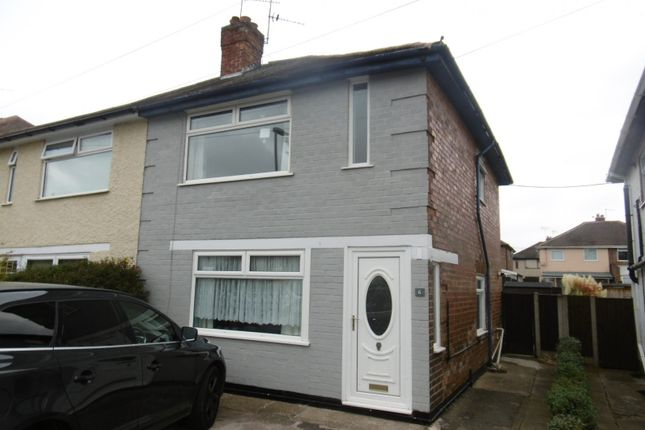 Thumbnail Semi-detached house to rent in Mottram Road, Chilwell