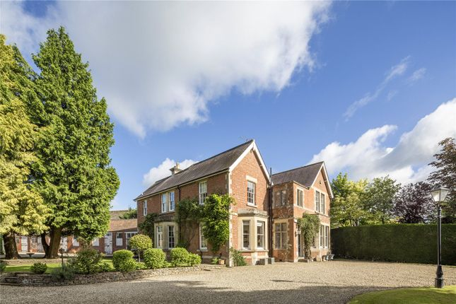 Thumbnail Detached house for sale in Upper Seagry, Chippenham, Wiltshire