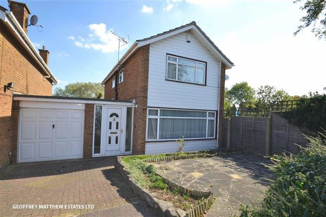 Thumbnail Link-detached house for sale in Fir Park, Harlow, Essex