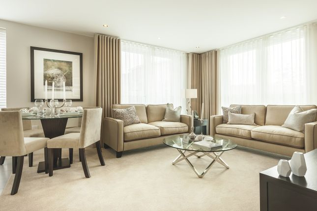 Thumbnail Flat for sale in Drake Way, Kennet Island, Reading