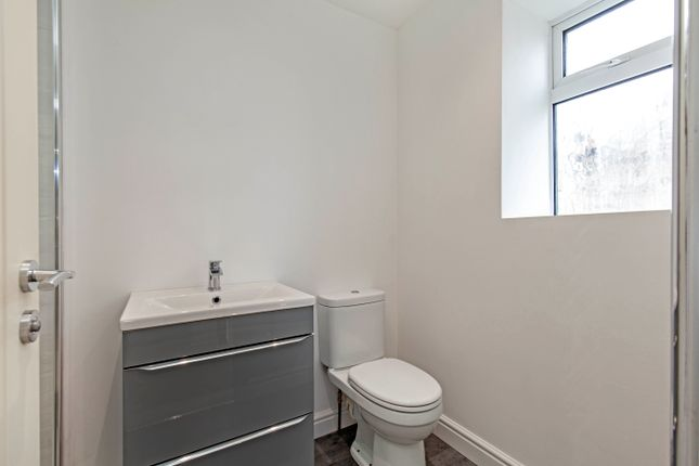 Shower Room of Pratthall, Cutthorpe, Chesterfield S42