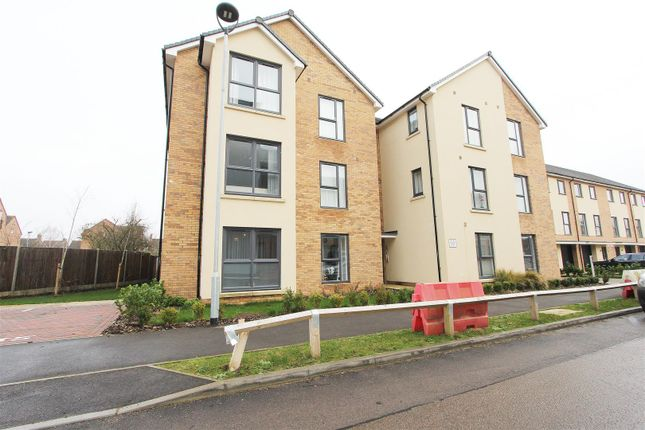 Thumbnail Flat for sale in St. Johns Close, Peterborough
