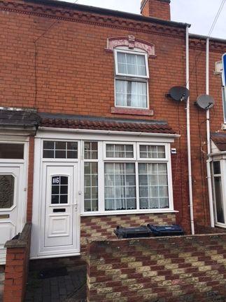 Thumbnail Terraced house for sale in Nansen Road, Birmingham