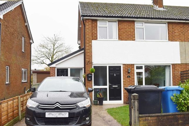 3 bed semi-detached house for sale in Pennine Gardens, Garstang, Preston