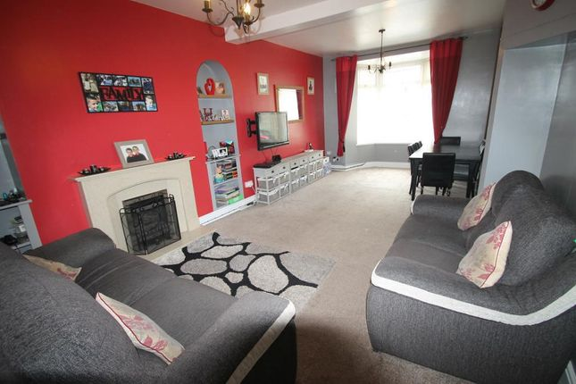 Thumbnail Terraced house for sale in Clifton Crescent, Aberaman, Aberdare, Mid Glamorgan