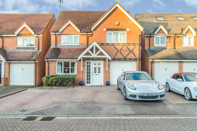Thumbnail Detached house for sale in Kenmare Close, Great Ashby