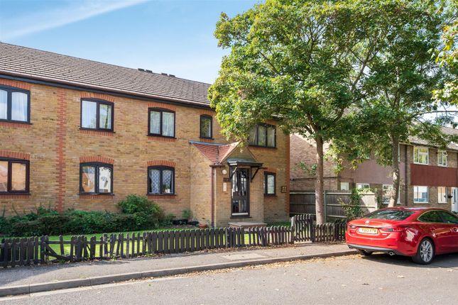 Thumbnail 1 bed flat to rent in Caroline Close, West Drayton