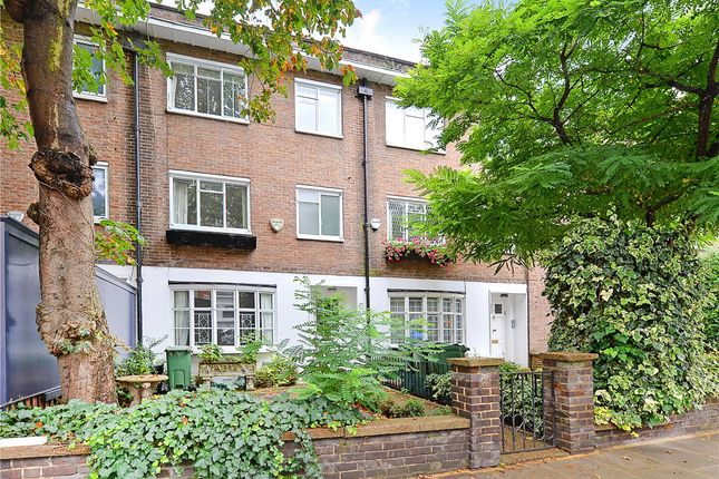 Thumbnail Terraced house for sale in Phillimore Gardens, And Garage 42, Kensington, London