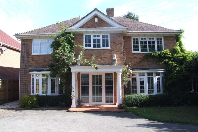 Thumbnail Detached house to rent in School Road, Saltwood