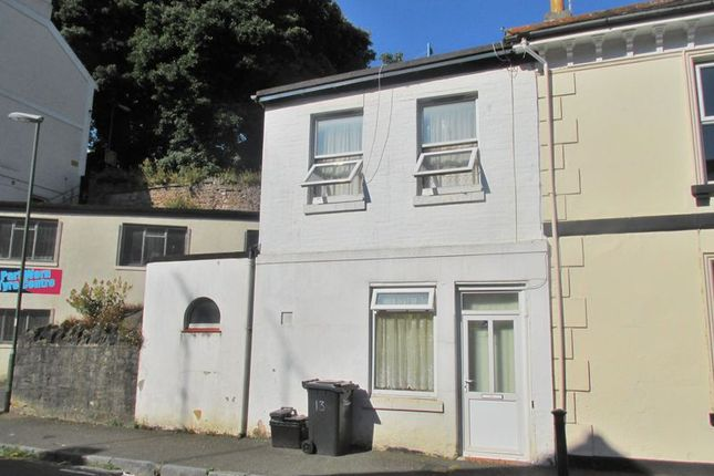 Thumbnail End terrace house for sale in Magdalene Road, Torquay