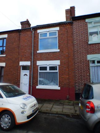Thumbnail Terraced house to rent in Room 1, West Avenue, Stoke On Trent