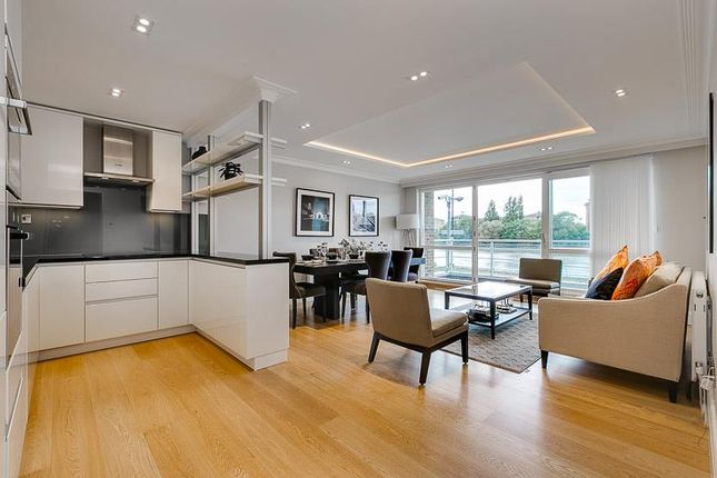 4 bed flat for sale in King Henry's Reach, Manbre Road, London