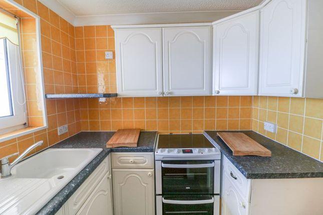 Kitchen of Homevale House, Folkestone CT20