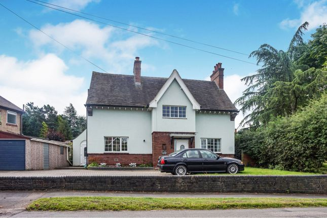 Thumbnail Detached house for sale in Hillside Road, Swadlincote