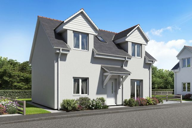 4 bed detached house for sale in Pentre Berw, Gaerwen LL60