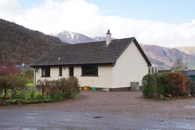 Thumbnail Bungalow for sale in Glencoe, Highlands