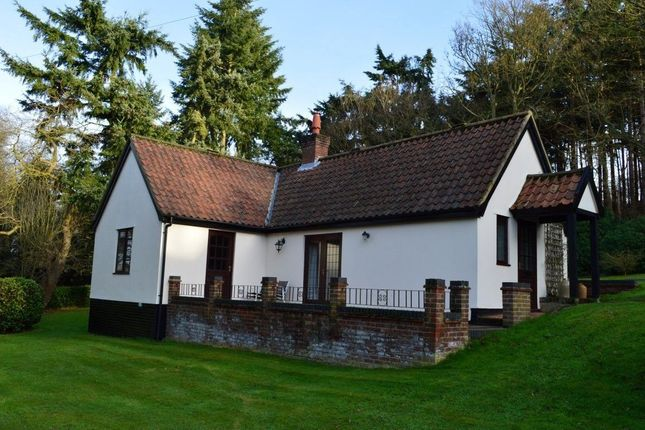 Thumbnail Bungalow to rent in Ringland Lane, Costessey, Norwich
