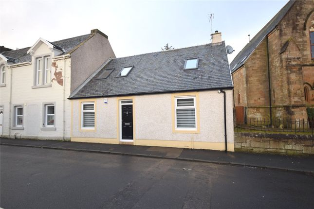 Thumbnail End terrace house for sale in Angle Street, Stonehouse, Larkhall, South Lanarkshire