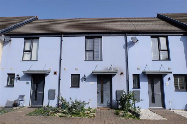 Thumbnail Terraced house to rent in Portland Drive, Barry, Vale Of Glamorgan