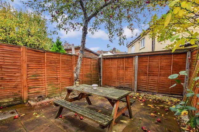 Rear Garden of Boundary Road, Plaistow, London E13