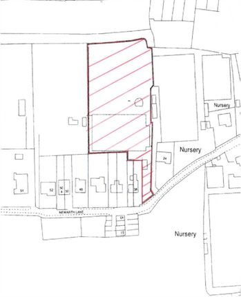 Thumbnail Land for sale in Newarth Lane, Hesketh Bank, Preston