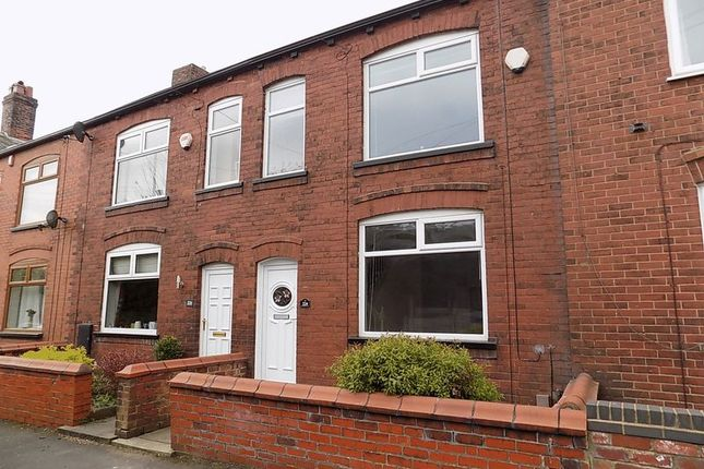 Thumbnail Terraced house to rent in Tempest Road, Lostock, Bolton