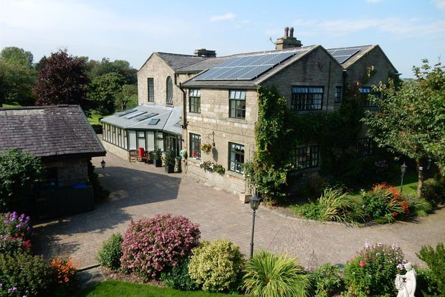 Thumbnail Detached house for sale in Royds Road, Stacksteads, Bacup