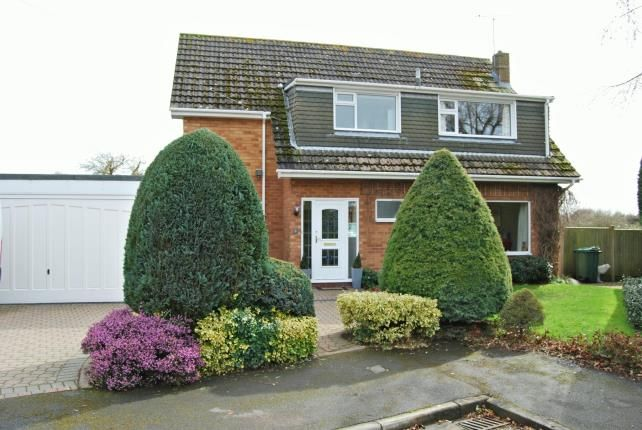 4 bed detached house for sale in Well Close, Ness, Neston, Cheshire CH64