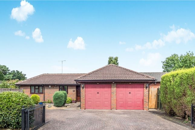 Thumbnail Detached bungalow for sale in Rouncil Lane, Kenilworth