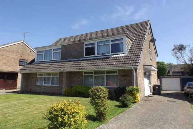 Thumbnail Semi-detached house to rent in Royston Avenue, Eastleigh