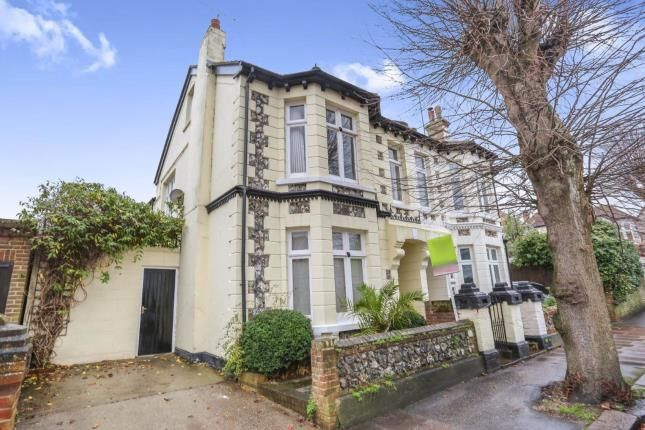 Thumbnail Semi-detached house for sale in Cambridge Road, Worthing, West Sussex