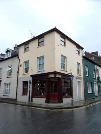 Thumbnail Flat to rent in Cambrian Place, Aberystwyth