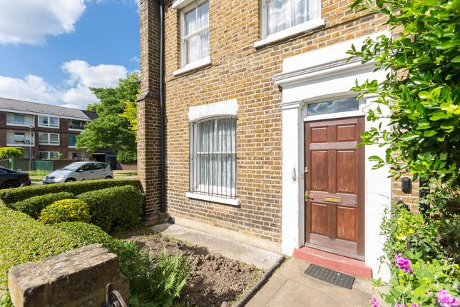 Thumbnail End terrace house for sale in Mitford Road, London