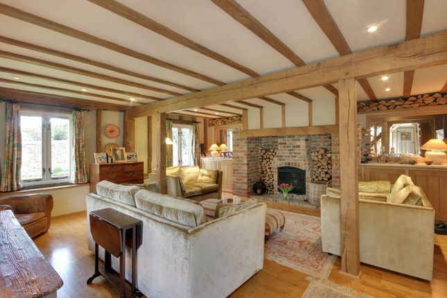 Thumbnail Barn conversion to rent in Corseley Road, Groombridge