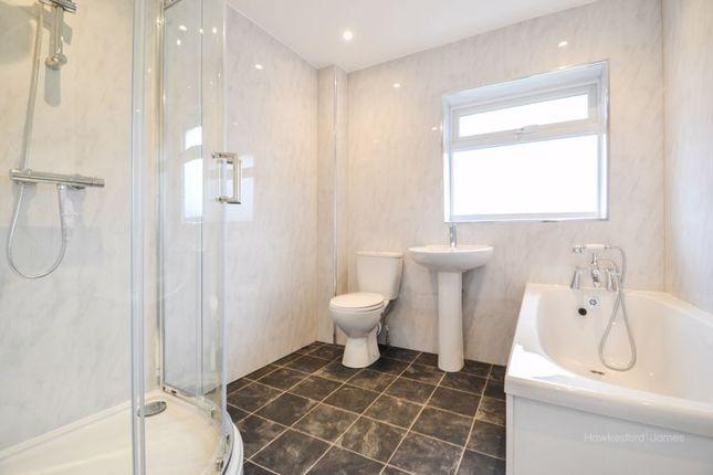 Bathroom of Coombe Drive, Sittingbourne ME10