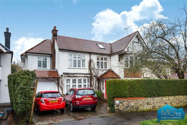 Thumbnail Detached house for sale in Grimsdyke Crescent, Barnet, Hertfordshire