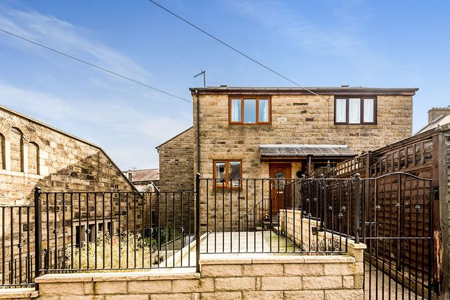 2 bed terraced house for sale in Albion Street, Cross Roads, Keighley