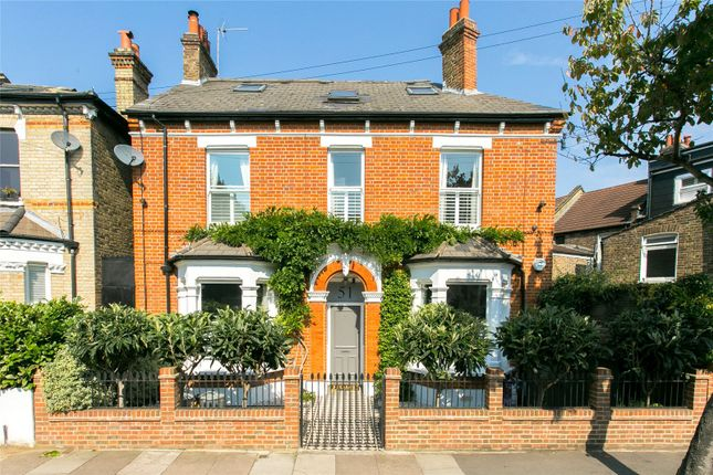 4 bed detached house for sale in Rossiter Road, London